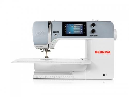 BERNINA - B 570 Quilters Edition