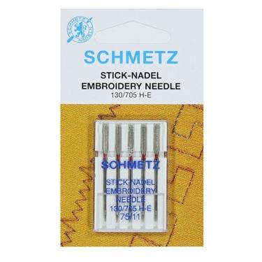 Schmetz Maschinennadeln - Stick-Nadeln