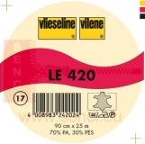 Vlieseline LE 420 25m Rolle