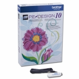 Brother Sticksoftware - PE Design 10