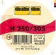 Vlieseline H250 25m Rolle