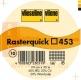 Vlieseline Rasterquick Viereck 30m Rolle