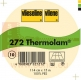 Vlieseline 272 Thermolam 25m Rolle